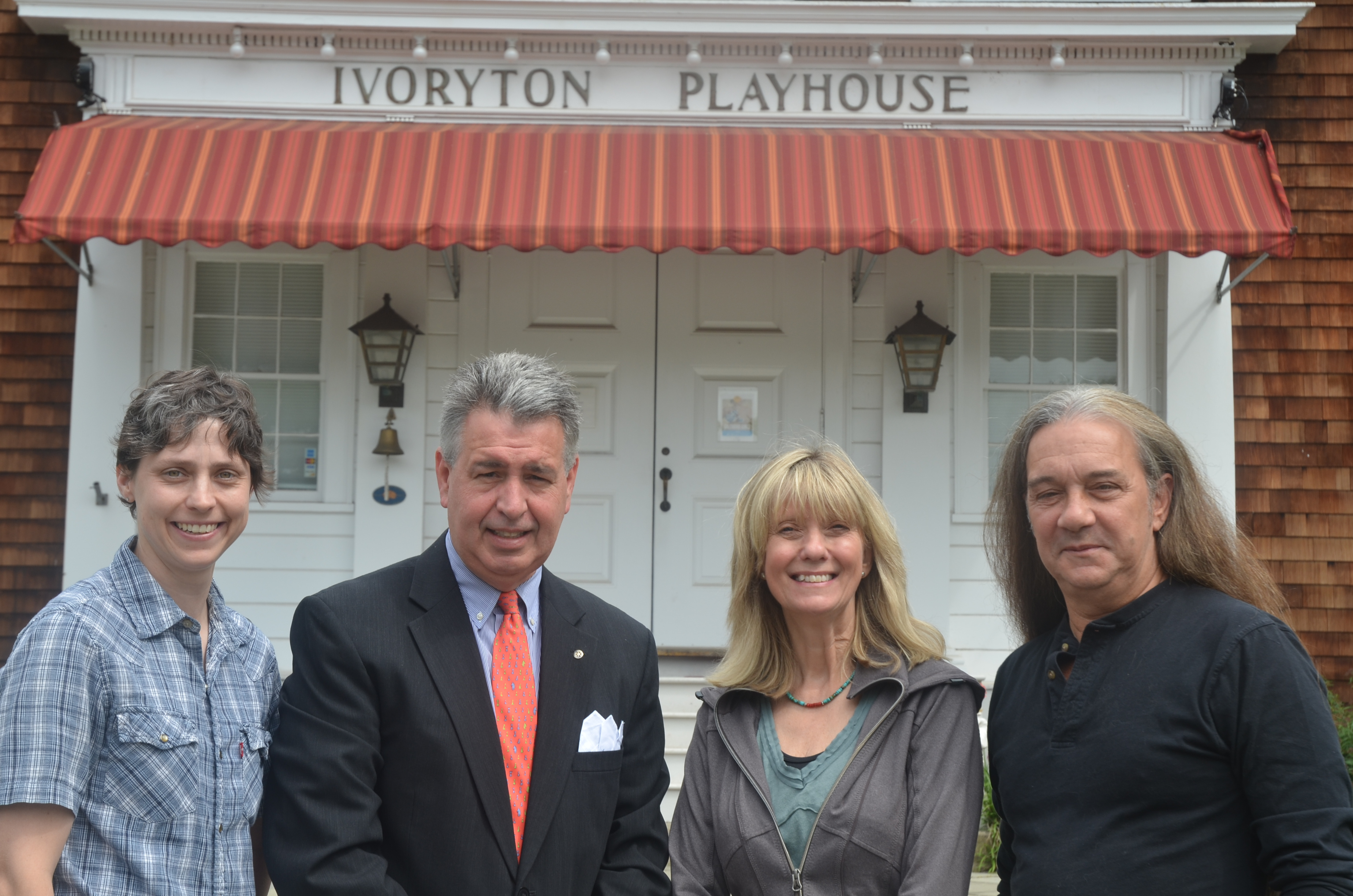 Donation to Ivoryton Playhouse for Lights